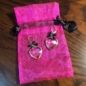 Jewelry - BETSEY JOHNSON earrings